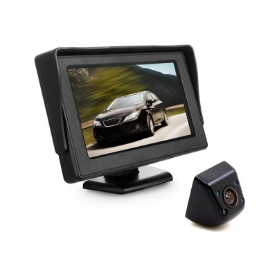 ISIVU Rearview system • LCD...