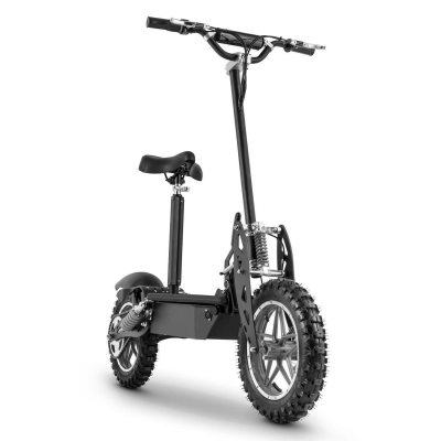 Off-road electric scooter •...