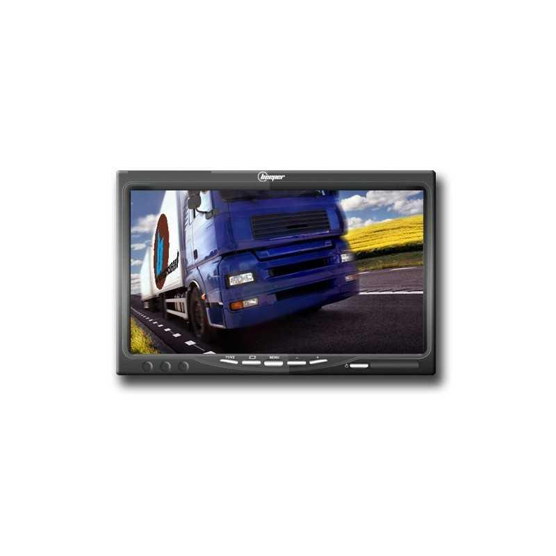 Écran LCD 7 pouces avec connecteur 4 broches • RWEC99X/ECR