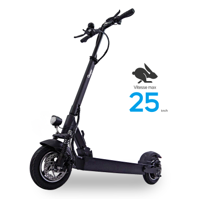 Electric Scooter • Inflated...