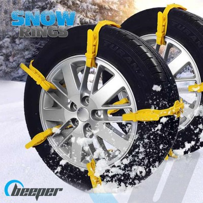 Snow chains 10 pcs / bag...