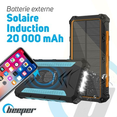 Batterie externe Powerbank...