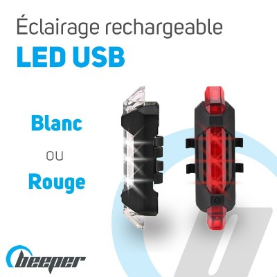 Lampe rechargeable USB