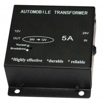 RX-ECX2412 • Convertisseur 24-12V 5A