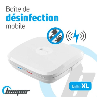 Mobile disinfection box (XL...