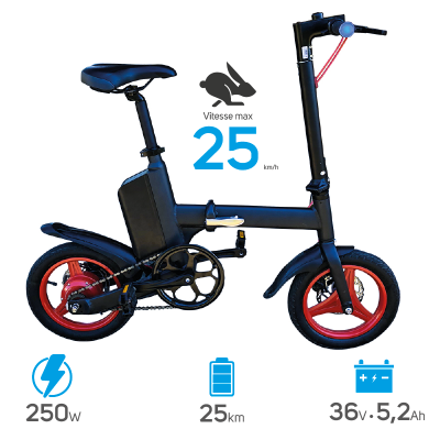 iVELO• Electric bicycle •...