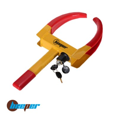 Universal wheel clamp • 2...