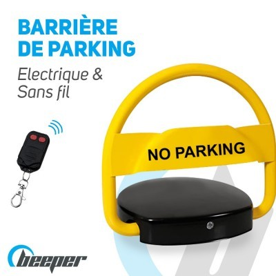 Automatic parking barrier •...
