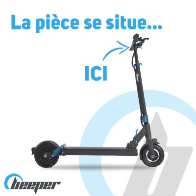 Electric Scooter FX8 • Tube...