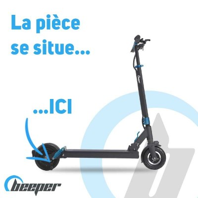 Electric Scooter FX8 • Stand