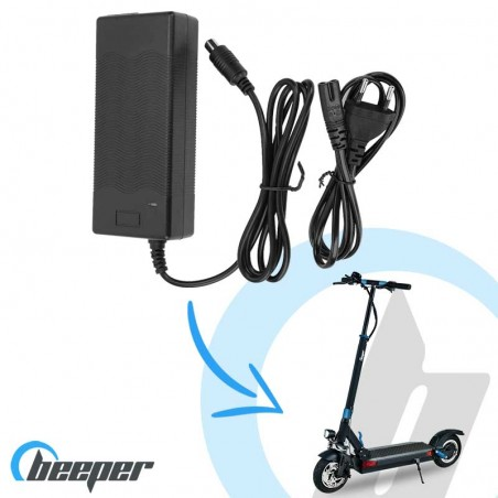 Chargeur pour trottinette BEEPER MAX • FX10-SP02