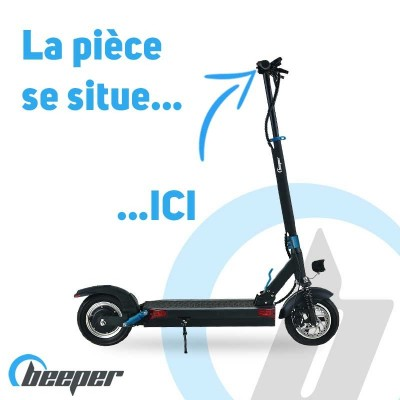 Electric Scooter FX10 • LCD...