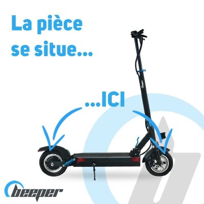 Electric Scooter FX10 • Tire