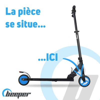Electric Scooter FX1L •...