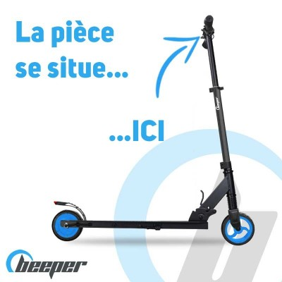 Electric Scooter FX1L • Set...