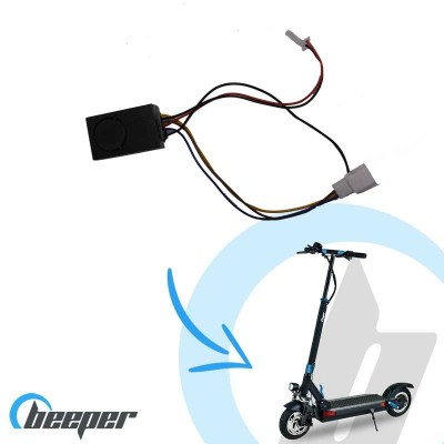 Electric Scooter FX10 • Alarm