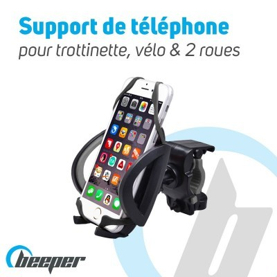 Phone support • Scooter or...