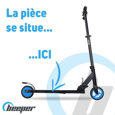 Electric Scooter FX1L 4•...