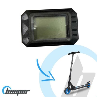 Electric Scooter FX1L • LCD...