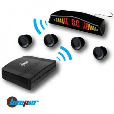 RK039RF • Radar de recul sans fils 4 capteurs