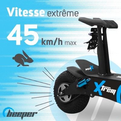 XTREM electric scootcross...
