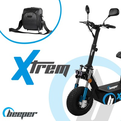 XTREM electric scootcross -...