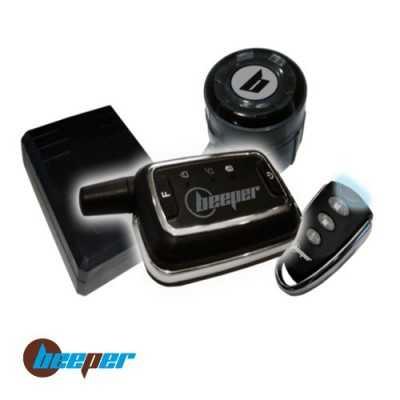 X6R • Alarme 2 roues bi-directionnelle