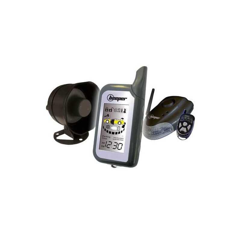 Alarme auto bi-directionnelle • XR9
