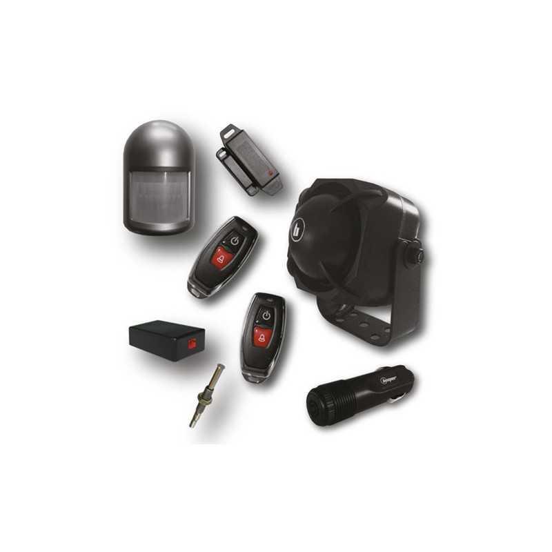 Alarme universelle pour camping-car • XR5CC