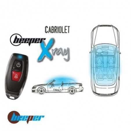 XR5CAB • Alarme universelle cabriolet