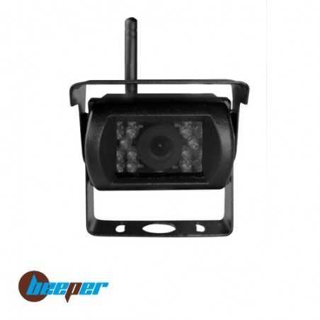 "RWEC100X-RF • Kit caméra de recul sans fil • écran 7"""