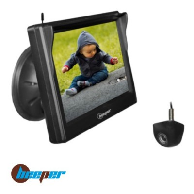 "RW050RF • Caméra de recul sans fil • LCD 5"""