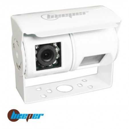 RWEC200X-BL • Caméra de recul double vision/ CAM blanche