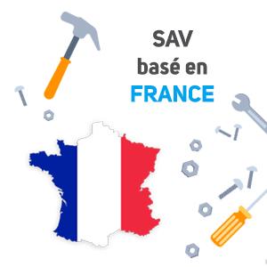Un SAV français et réactif